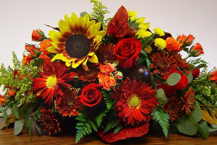 Flower shop gifts eastside marketplace for Simple thanksgiving flower arrangements